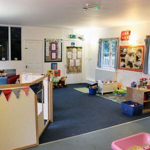 Toys and activities ready to play in Buttercups room Andover