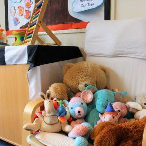 Aldbourne Nursery Buttercups Room
